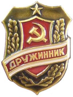 Положение о ДНД ВОИНР СССР